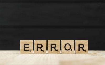 5 Errores típicos al crear un curso online que debes evitar