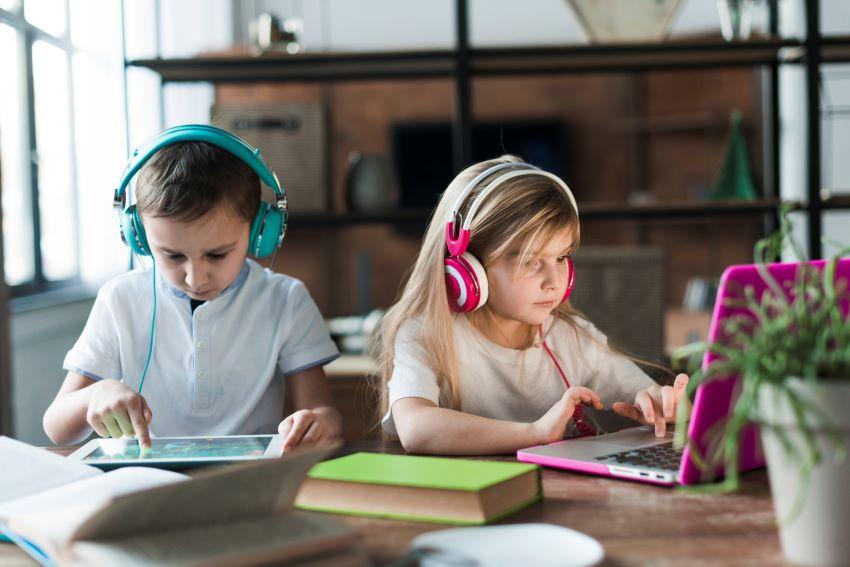 Clases particulares online para niños como salvavidas a la cuarentena