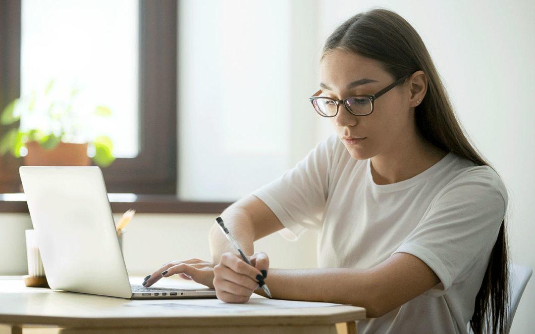 Conoce los posibles tipos de evaluación para tu curso online