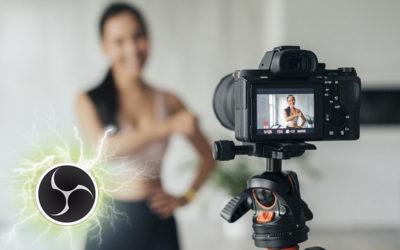 Cómo grabar en OBS con cámaras externas