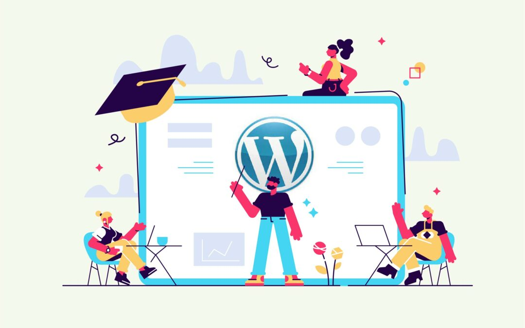 Como crear una academia virtual con WordPress
